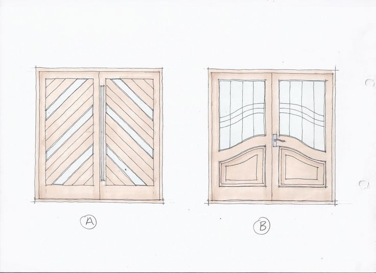 Door design service u2022 custom doors designed u0026 made to order  sc 1 st  Pinterest & The 13 best Scaled drawings of doors images on Pinterest | Arm work ...