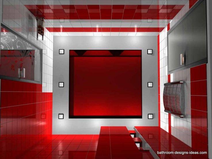 26 best images about home bathroom on pinterest orange for Bathroom sample designs