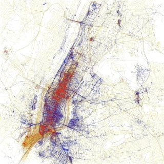 Transportation Use in NYC