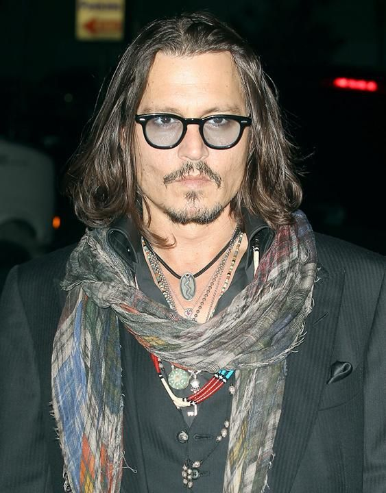 50,Johny Deep's actual age