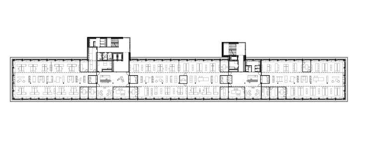 IZM -  Illwerke Zentrum Montafon Obergeschoss 2