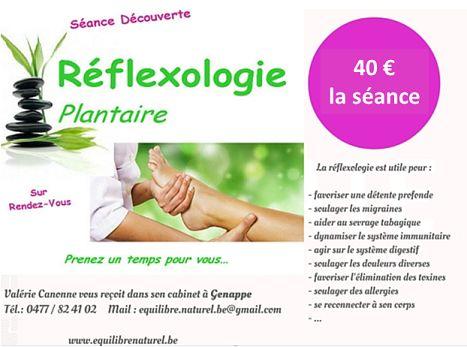 Reflexologie Plantaire Massage du corps S%C%Ate