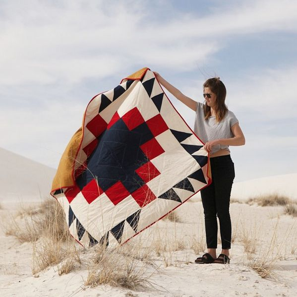 Vacilando Quilting - 5 Female Artists You Should Be Following on Instagram via Wanderlust
