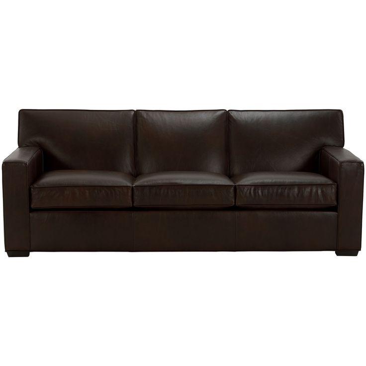Sites Ethanallen Us Site Leather Sofa Sofa Brown Leather Sofa