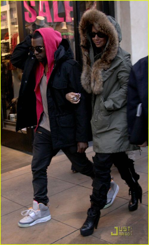 kanye and amber rose pictures | kanye-west-and-amber-rose.jpg