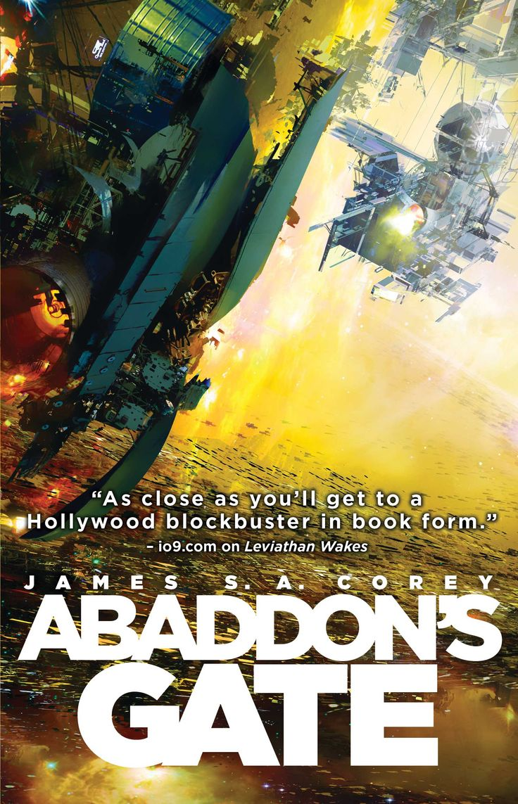 Abaddon's Gate By James Sa Corey (the Expanse #3)  Sffworld