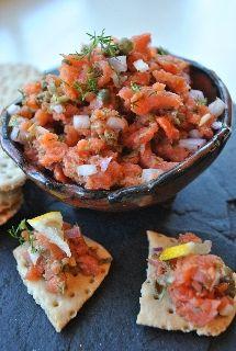 Smoked Salmon Tartare | Tasty Kitchen: A Happy Recipe Community!
