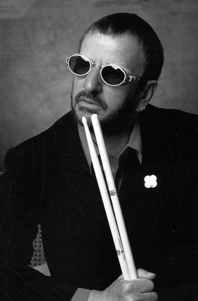 Ringo Starr, my first drum hero