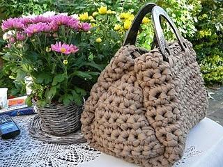 de totora: Een Super, Gehaakt Tas, Crochet Bags, Crochet Totora, Woven Portfolio, Also A, Crochet Mas, Gehaakte Tas, Di Girl