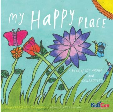 "New Book for KidsCan - ""My Happy Place"" 