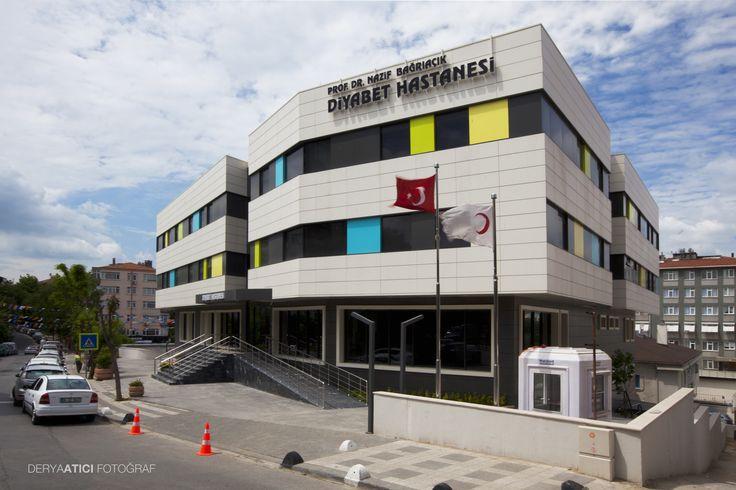 Prof. Dr. Nazif Bağrıaçık Özel Diyabet Hastanesi şu şehirde: Kadıköy, İstanbul