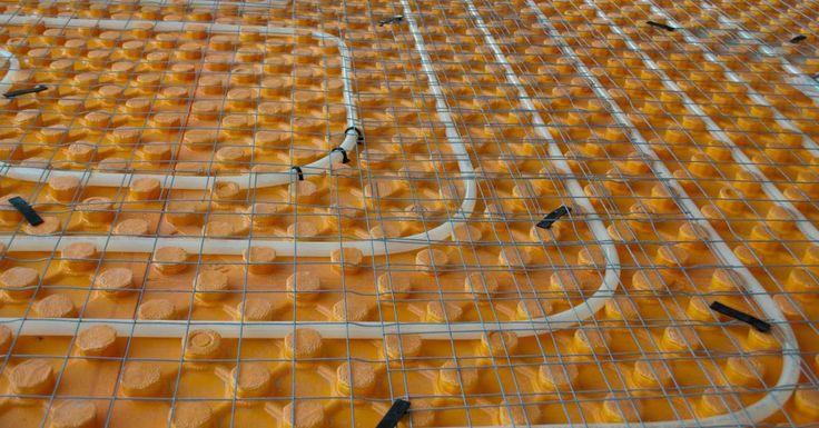 The Wonders of Underfloor Heating - Klein Co Inc