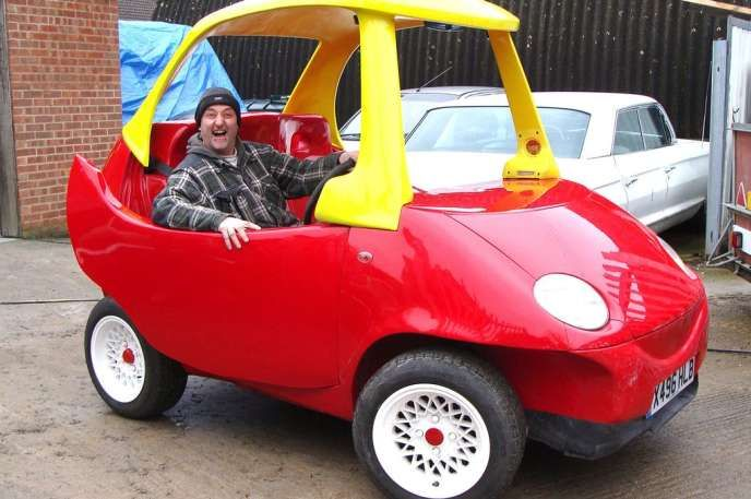 http://www.answers.com/article/1210432/13-amazing-custom-cars-ever-made?paramt=31     Little Tykes Car
