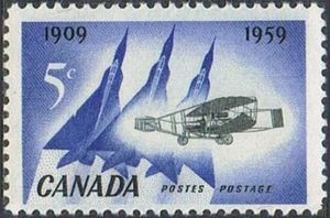 """""""Silver Dart"""" and Delta Wing Planes"""
