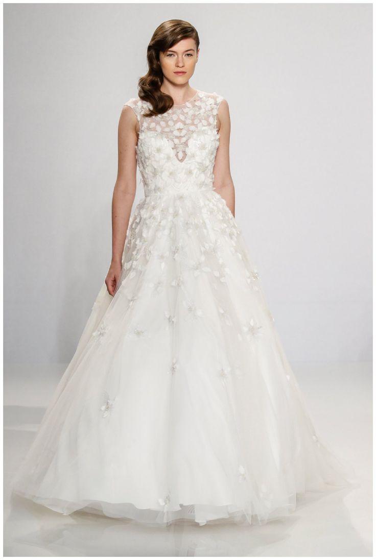 Best Naeem Khan Images On Pinterest Wedding Dressses