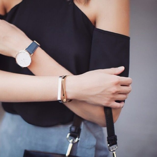 Simplicity is the keynote of all true elegance @clusewatches