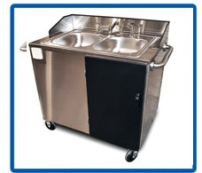 Stand Alone Sink : Stand Alone Sink Cart Products I Love Pinterest