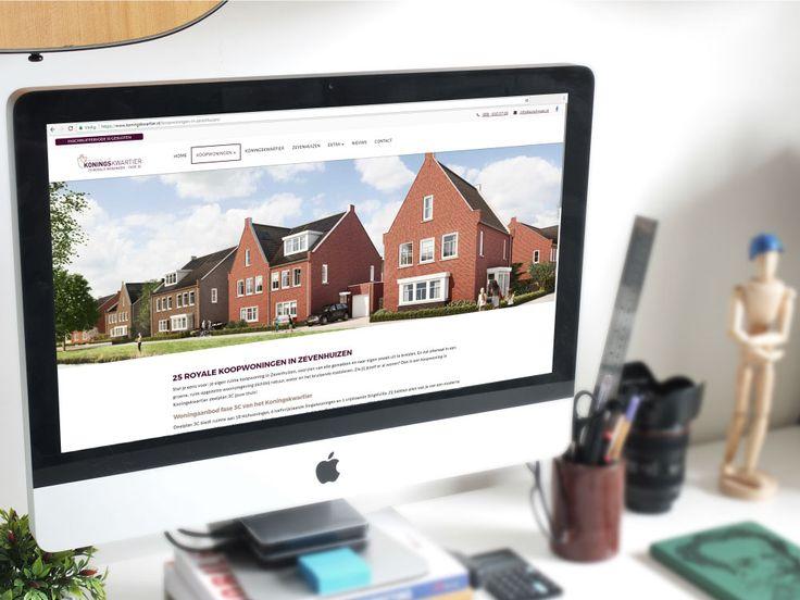 Hoe verkoop je 25 nieuwbouwwoningen in 4 weken? Voor deze uitdaging bedachten wij een effectieve online marketing strategie voor nieuwbouwproject Koningskwartier - Zevenhuizen. Lees het succesverhaal in onze nieuwste blog: