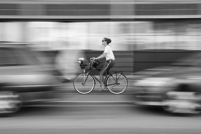 Perfect Panning Thomas Toft Urban Photography