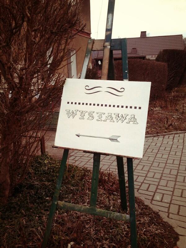 Welcom sign