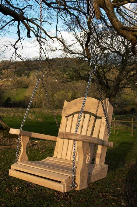 how to build a single rope tree swing
