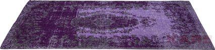Alfombra Kelim Pop púrpura 240x170cm