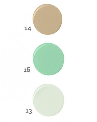 Cool and Collected Office Palette Why These Colors Work: Among the easiest colors to add to a room, grayish blue greens are layered here to create a calming effect in a home office.