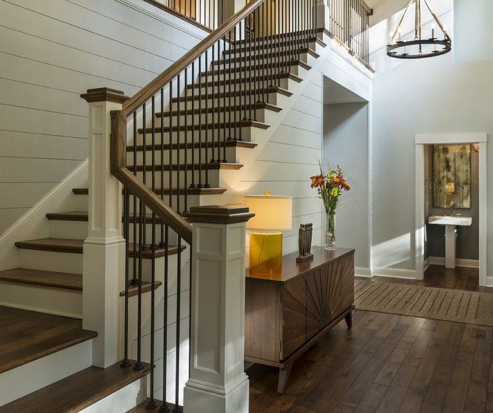 567 Best Staircase Ideas Images On Pinterest: 84 Best Images About Stair & Railing Ideas On Pinterest