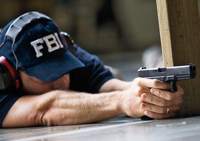 An Inside Look at FBI Handgun Training