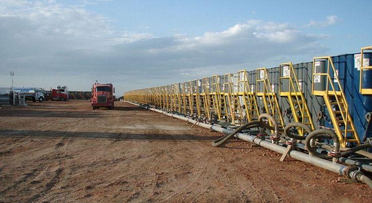 ¿Es el fracking la causa de los terremotos en Texas en los últimos 40 años?