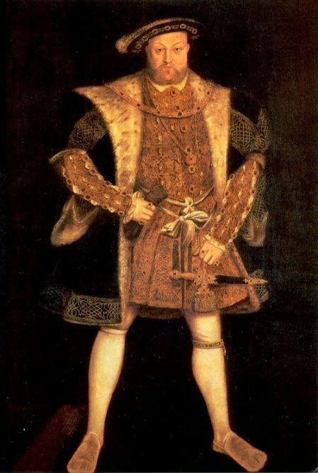 Henry was born in the royal residence, Greenwich palace in June 28 1491 and died on January 28, 1547.