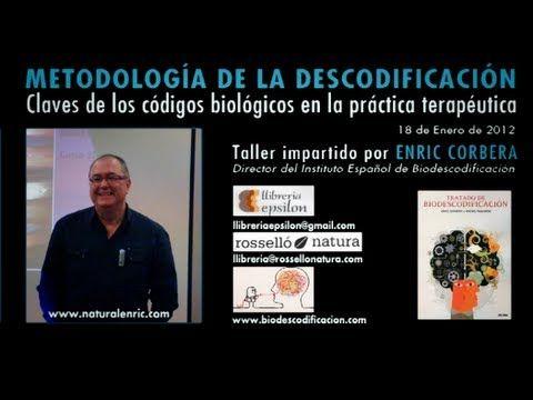 Enric Corbera - Metodologia de la Biodescodificación
