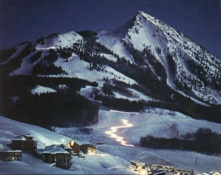 Oh how i miss Mt Crested Butte, CO