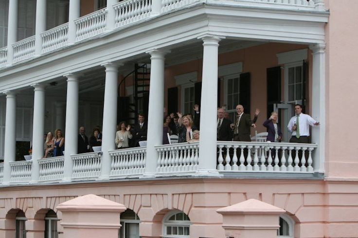 Charleston: Bed and Breakfast in Charleston, SC: Bed and Breakfast ...