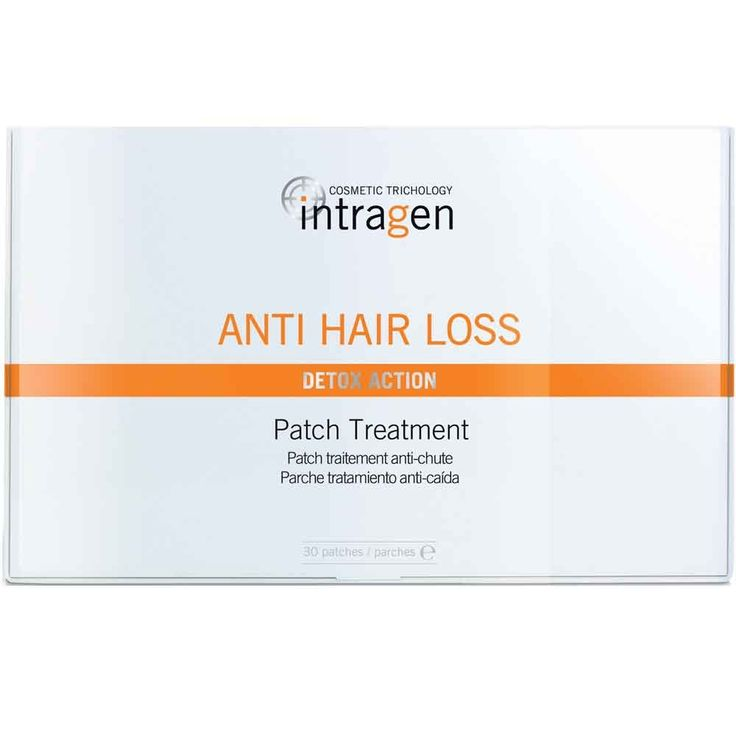 Intragen Cosmetic Trichology Anti Hair Loss Patch Treatment 30 patches.