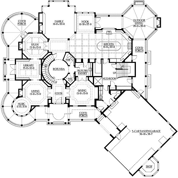 Master Suite Home Addition Craftsman Layouts