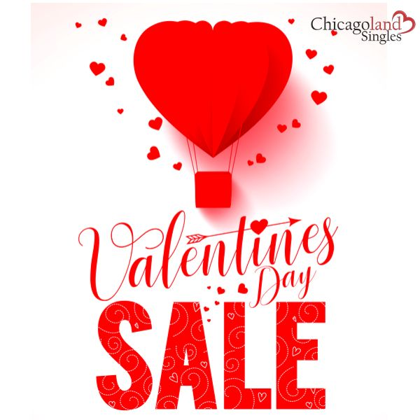 Valentine's Day Special Offer For Chicago Singles Get Starting Today and Meet like-minded mature singles in Chicago area.