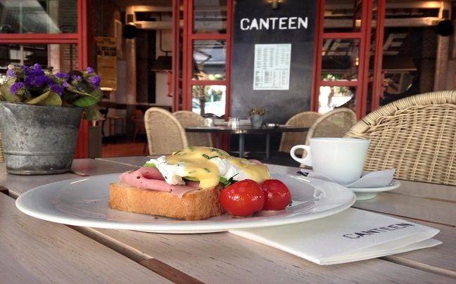Canteen, Bar-Restaurant, Dimitriou Gounari 7, Thessaloniki 54622, Tel.: 2310 228520