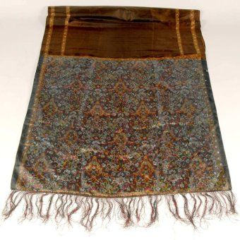 Shawl taken from Jack the Ripper murder scene