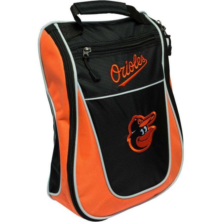 Team Golf Baltimore Orioles Golf Shoe Bag #GolfEquipmentIdeas