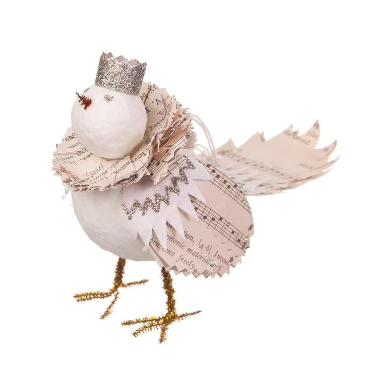Little Birdie Easter Ornament