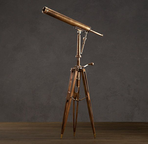 Best 25 telescope ideas on pinterest stargazing for Who manufactures restoration hardware furniture