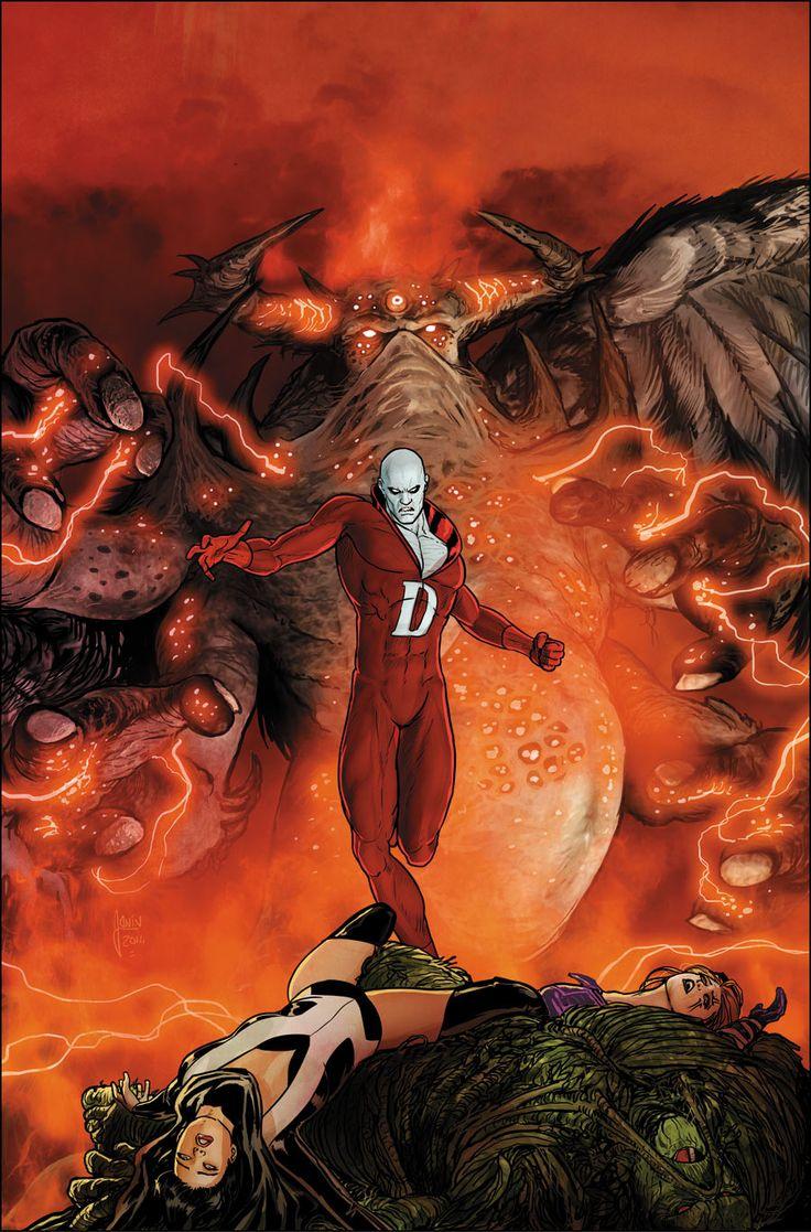 Justice League Dark #34 - Deadman by Mikel Janin *