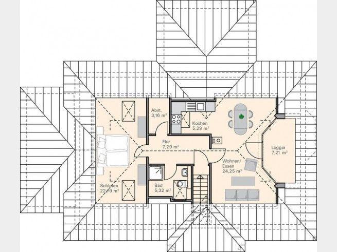 Bungalow Grundriss Familie : 1000+ Bilder zu Grundriss fürs Traumhaus  Floor Plans auf Pinterest