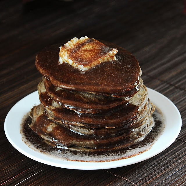 ... Pancakes on Pinterest | Rosa parks, Almond joy and Buttermilk pancakes