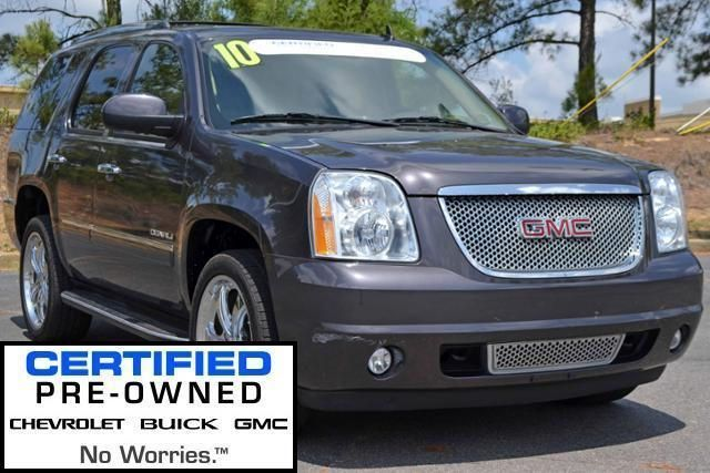 2010 GMC Yukon, 44,868 miles, $37,447.