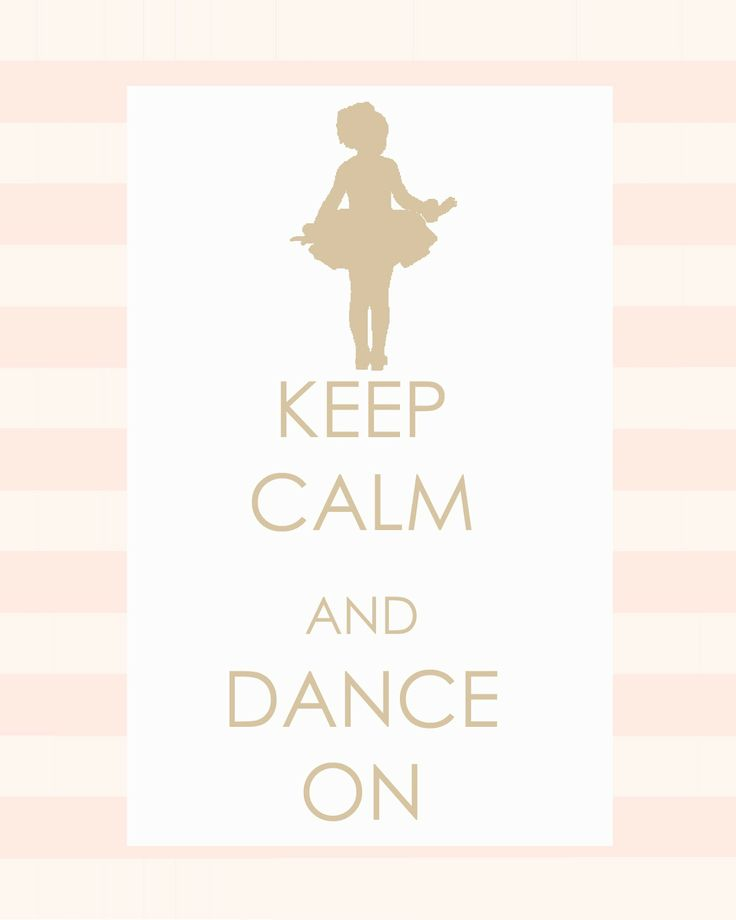 Reflections Out Loud: Ballerina Party