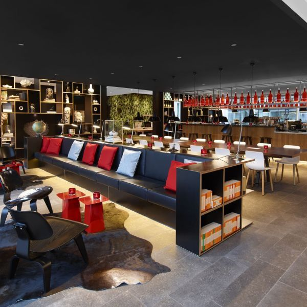 12 best cafet images on Pinterest Offices, Bureaus and Office spaces - design hotel citizenm london