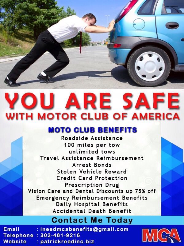 35 best motor club of america unlimited road side for Motor club of america dental discounts