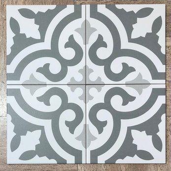 8 Quot X 8 Quot Roca Tile Havana Jazz Cement Look Porcelain